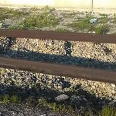 Degrado nella stazione di Trinitapoli-San Ferdinando di Puglia