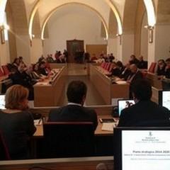 Convocato il Consiglio Provinciale: mercoledì si discute di 6 punti all'OdG