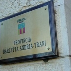 """Caos elezioni provinciali, la nota della lista  """"Insieme per la Bat """""""