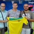 Virtus San Ferdinando, acquistato attaccante Riondino