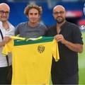 Giuliano Grimaldi nuovo giocatore della Virtus San Ferdinando