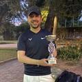 Tennis, Todisco alza la coppa: è in finale ai campionati FITPRA