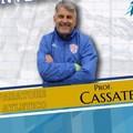 Il professor Cassatella nuovo preparatore atletico della Virtus San Ferdinando