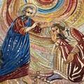 """Il """"Mosaico Timoteano"""", opera dell'artista Michele Todisco"""