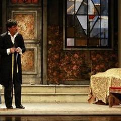 "Emilio Solfrizzi in ""Sarto per Signora"", regia di Valerio Binasco"