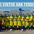 Festa Virtus San Ferdinando: è Prima categoria