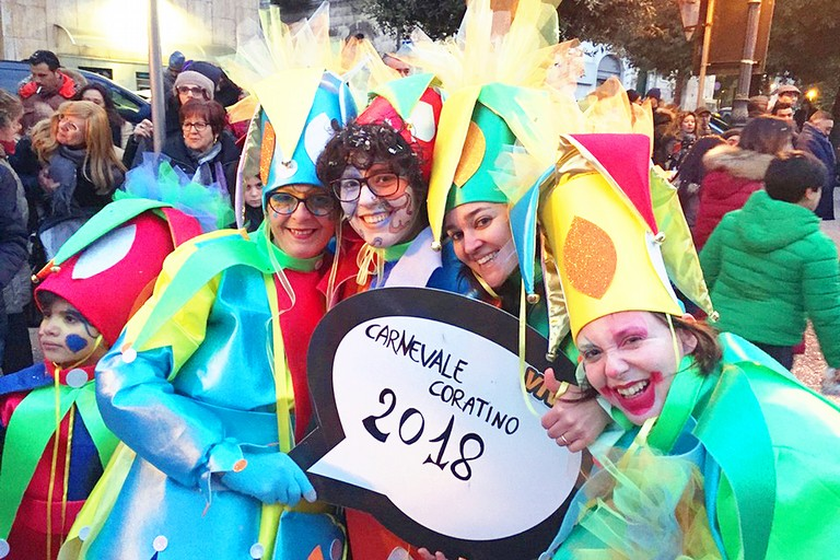 Carnevale Coratino 2018