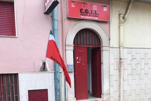 CGIL San Ferdinando di Puglia