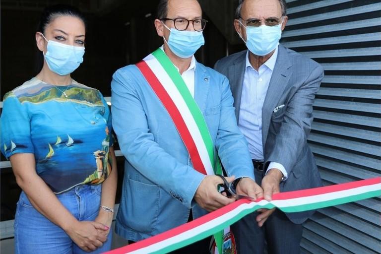 Comunicato stampa Inaugurazione serbatoio San Ferdinando di Puglia