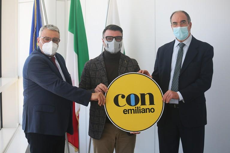Con Emiliano San Ferdinando di Puglia