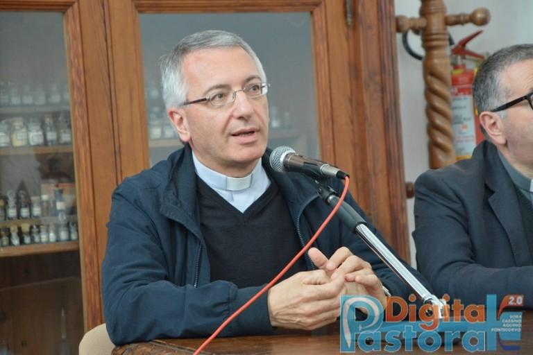 Don Leonardo D'Ascenzo. <span>Foto dal sito ufficiale della Diocesi di Sora</span>