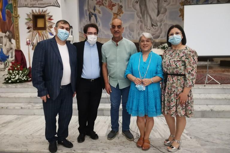 Rosaria, Giastin e Cosimo: tre vite sbocciate oltre ogni previsione