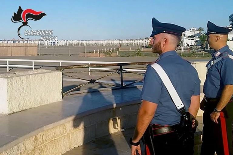 Carabinieri Mare