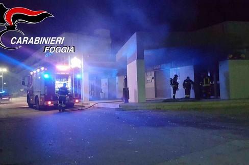 Arrestato il piromane di San Ferdinando di Puglia, ecco il filmato che lo incastra