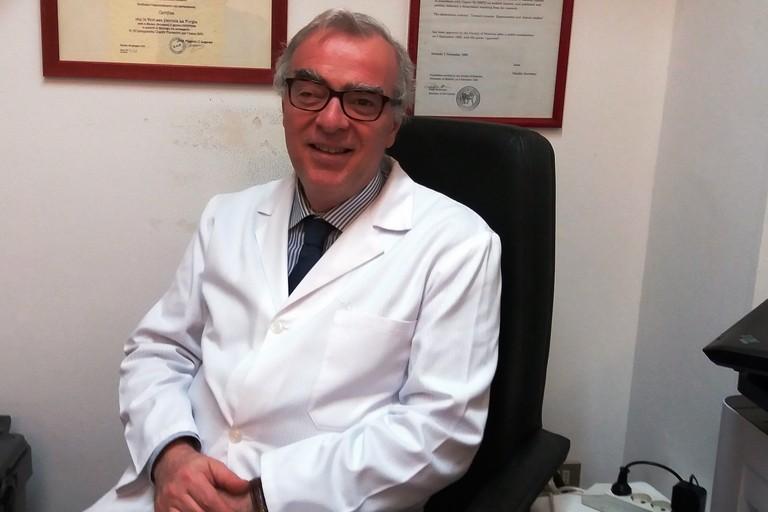 Prof. Luigi Cormio. <span>Foto Gianluca Battista</span>