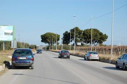 Strada Provinciale verso Foggia