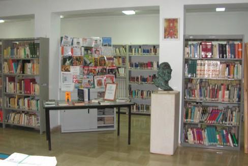 Biblioteca Piazzolla